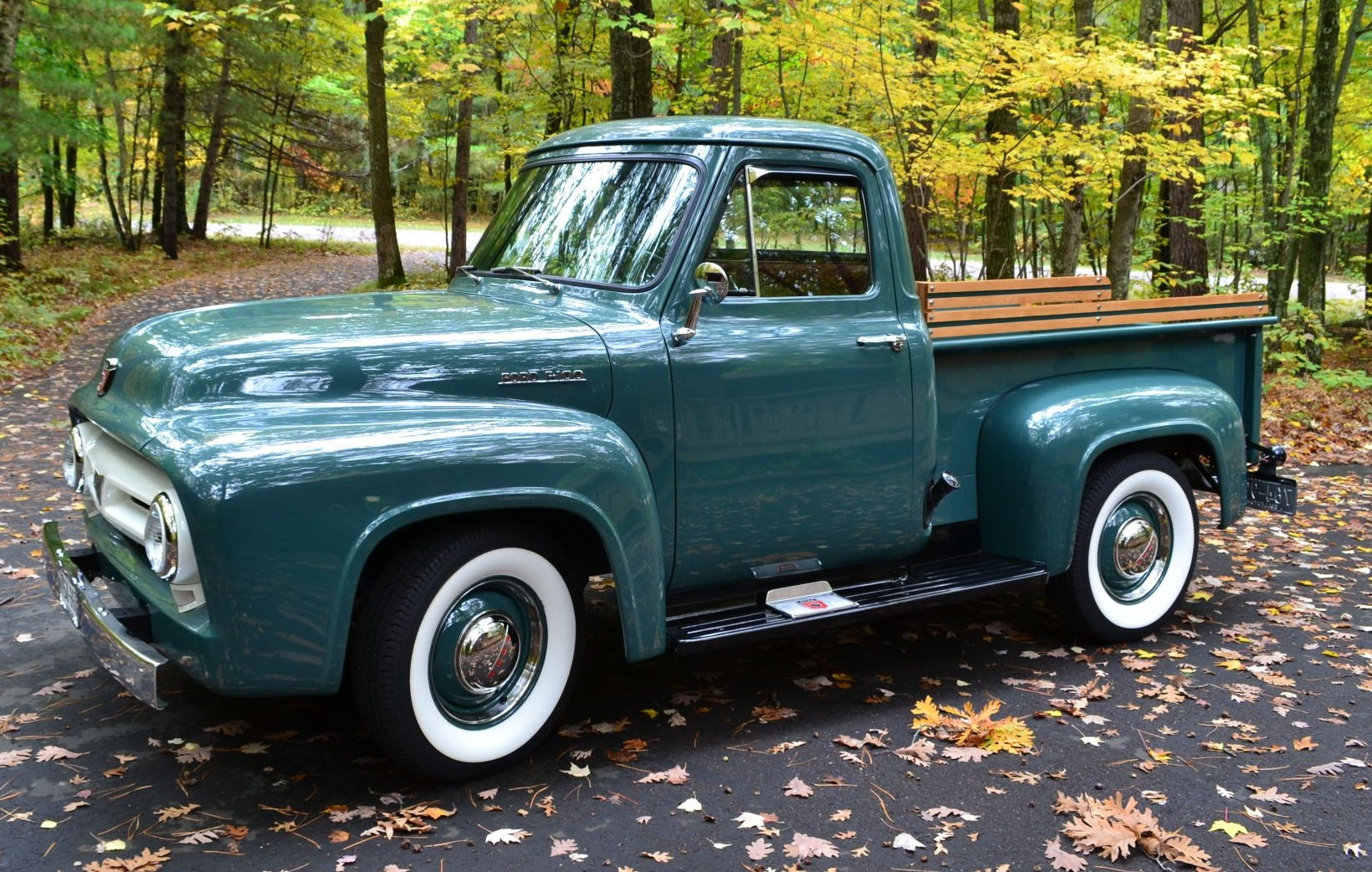 1953 Ford F110