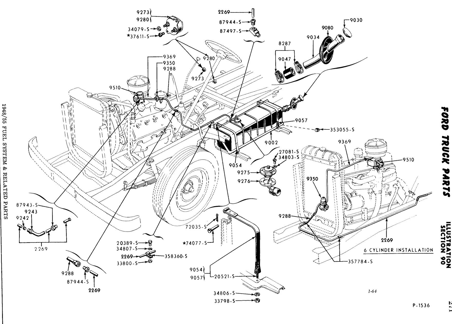 1953 Ford F100 Front Suspension on 1965 chevy corvette wiring diagram
