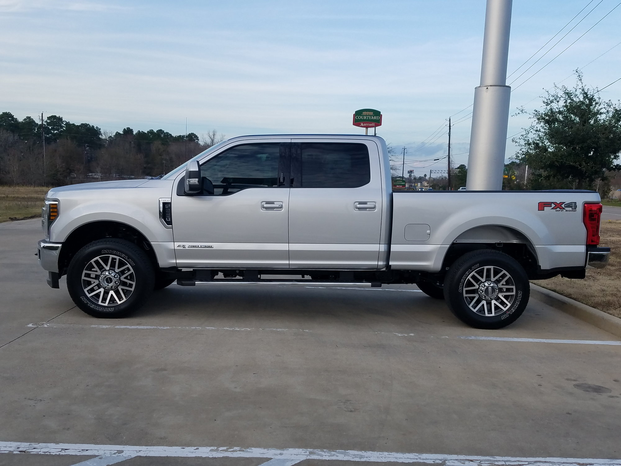lariat superduty  ford truck enthusiasts forums