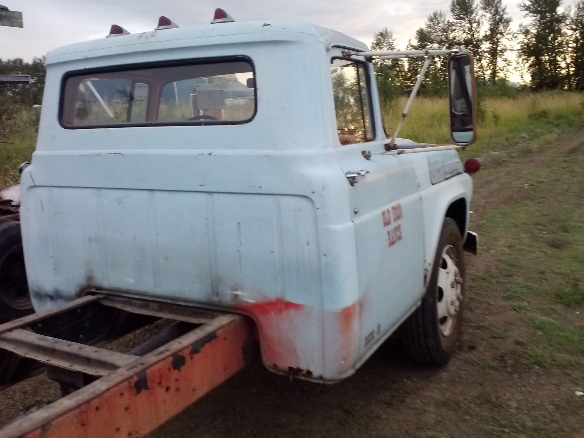 New to me 1958 f600 ford truck enthusiasts forums the 292 and 4 speed may go into the 1948 f6 that we picked up at work a few weeks ago replace its seized straight six then have 2 kickass trucks nvjuhfo Images