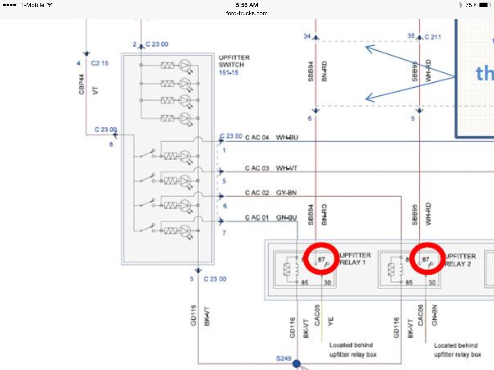 80 image_612d2faaf509226348e36137640bfa77eb9c524f 2015 upfitter wiring diagram help f250 ford truck enthusiasts forums ford raptor aux switch wiring diagram at bayanpartner.co