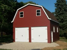 New Garage for Bad Habit