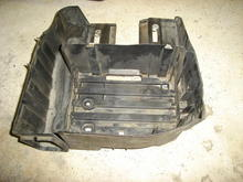 Stock Battery Tray