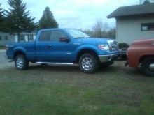 Garage - Dan's Truck