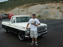 My 1967 Ford F100