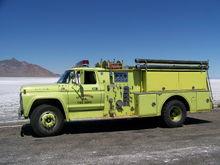Garage - Fire truck