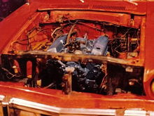 302 Ford Pinto