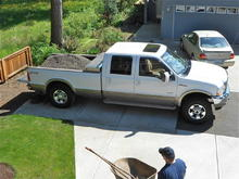 2004 Ford F-350 6.0L CC LB King Ranch