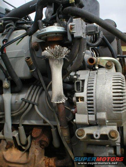 1994 e150 5.8l egr valve location - Ford Truck Enthusiasts ...