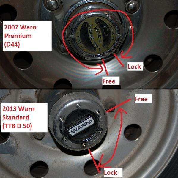 how to tell what dana axle you have