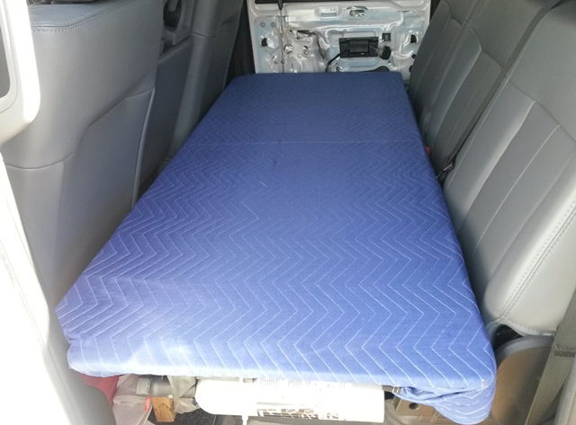 Ford Truck Beds For Sale Rear Seat Sleeper Deck for F-Super Duty Crew Cab - Ford ...
