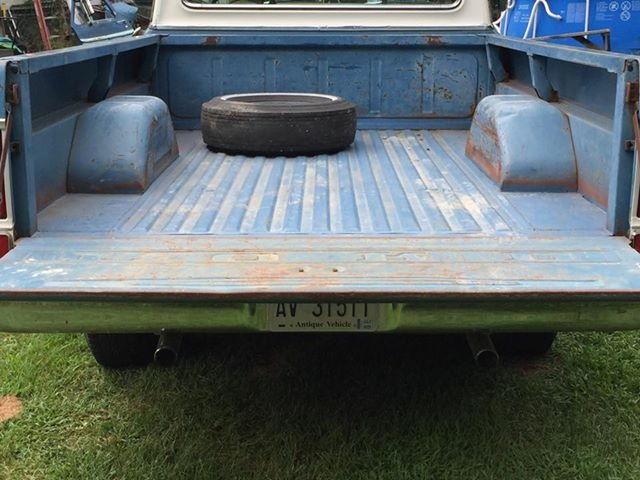 Ford F  Long Bed Torando Wv