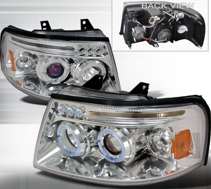 Led Headlight bulbs 2005 expy - Ford Truck Enthusiasts Forums