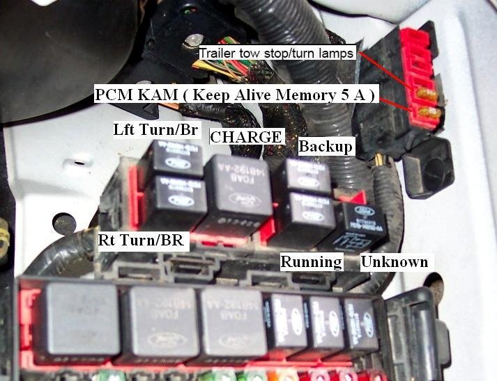 [DIAGRAM_38EU]  97 F150 trailer lights not working - Ford Truck Enthusiasts Forums | 1997 Ford F150 Trailer Wiring |  | Ford Truck Enthusiasts