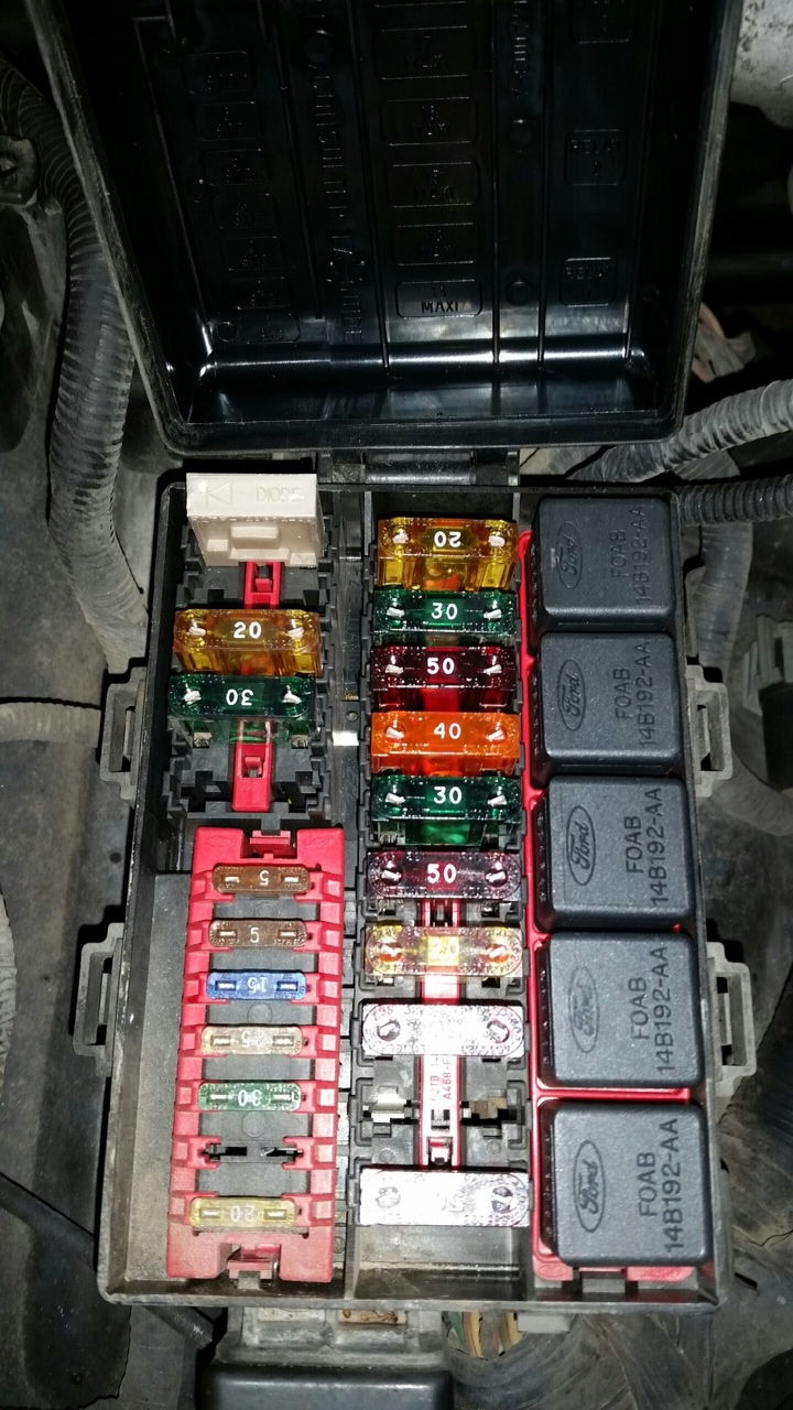2008 F150 Fuse Box Location 1995 Under Hood Free Download Images Gallery