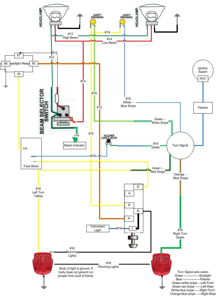 Wire harness diagram - Ford Truck Enthusiasts ForumsFord Truck Enthusiasts