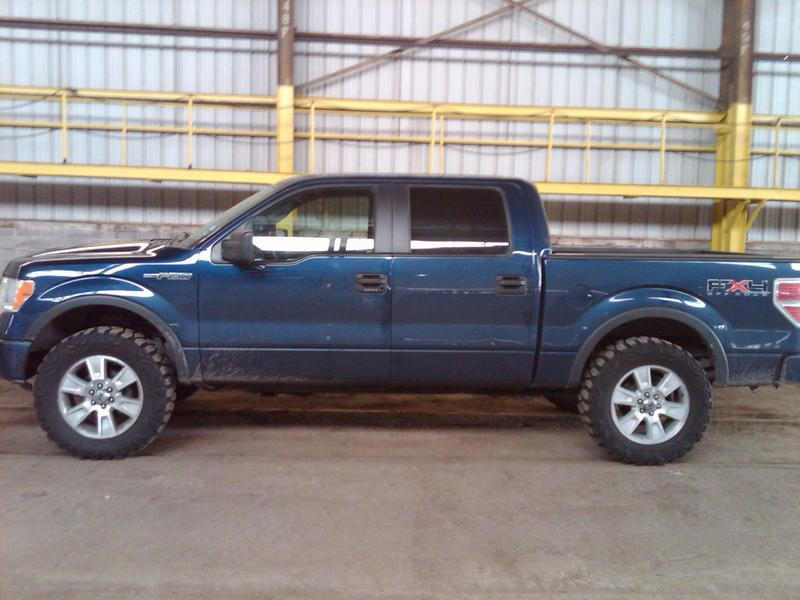 Leveled f150 pictures page 3 ford truck enthusiasts forums