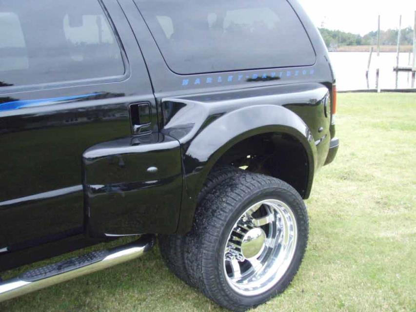 Ford Excursion Dually Conversion Build Ford Truck Enthusiasts Forums
