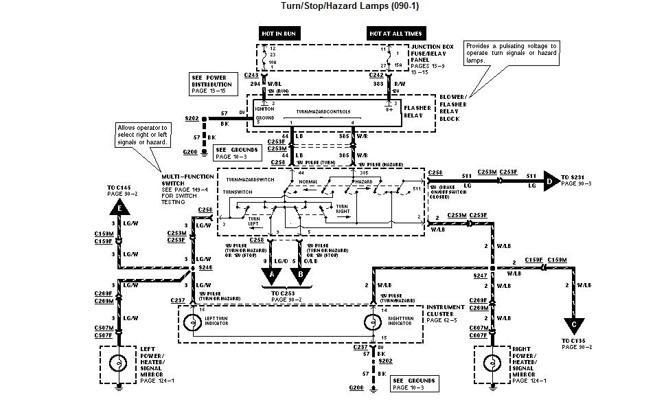1996 ford e 350 engine diagram html