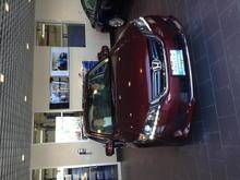 2015 Accord Hybrid EXL