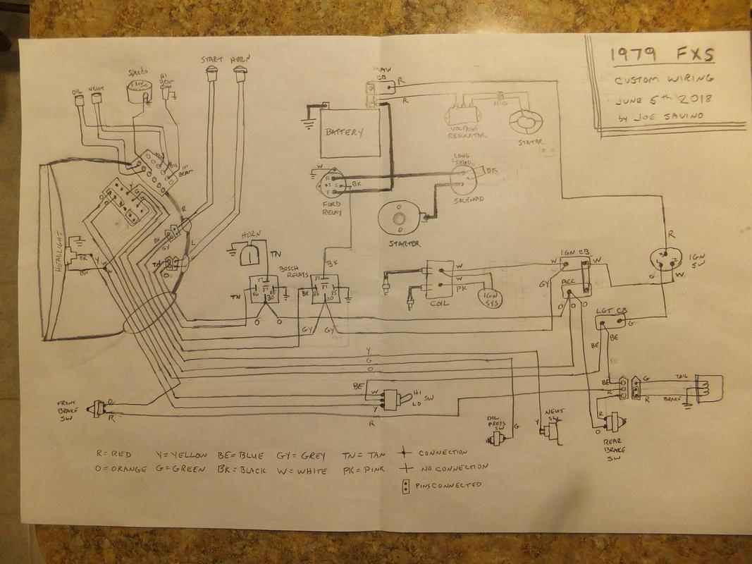 custom wiring diagram harley davidson forums. Black Bedroom Furniture Sets. Home Design Ideas