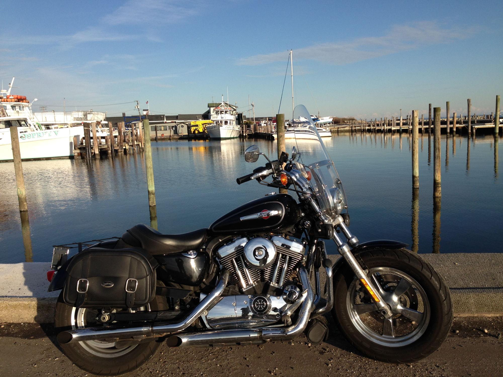 Harley Davidson Touring Bike Cover Part  C