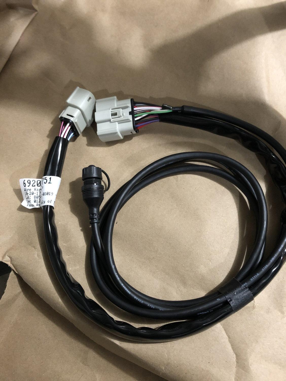 Harley Davidson Oem Wiring Harness 69201751