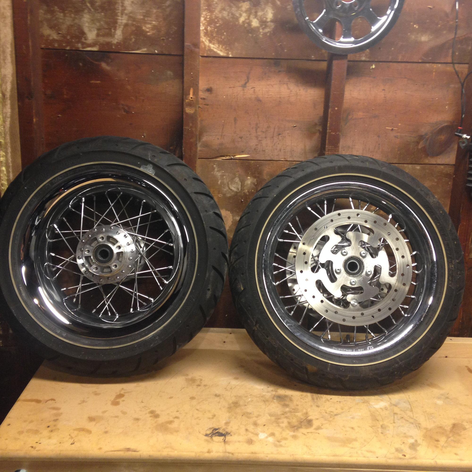 2009 Harley Davidson Road King Parts