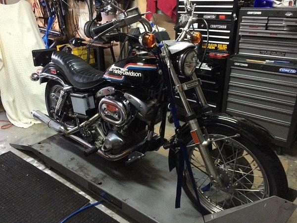 76 FXE Shovelhead Questions - Harley Davidson Forums