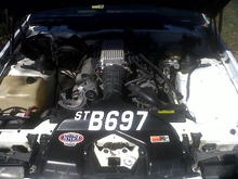 Holley Stealth Ram intake