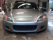 S2000 All over job