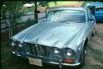 Garage - Wife's First Jaguar