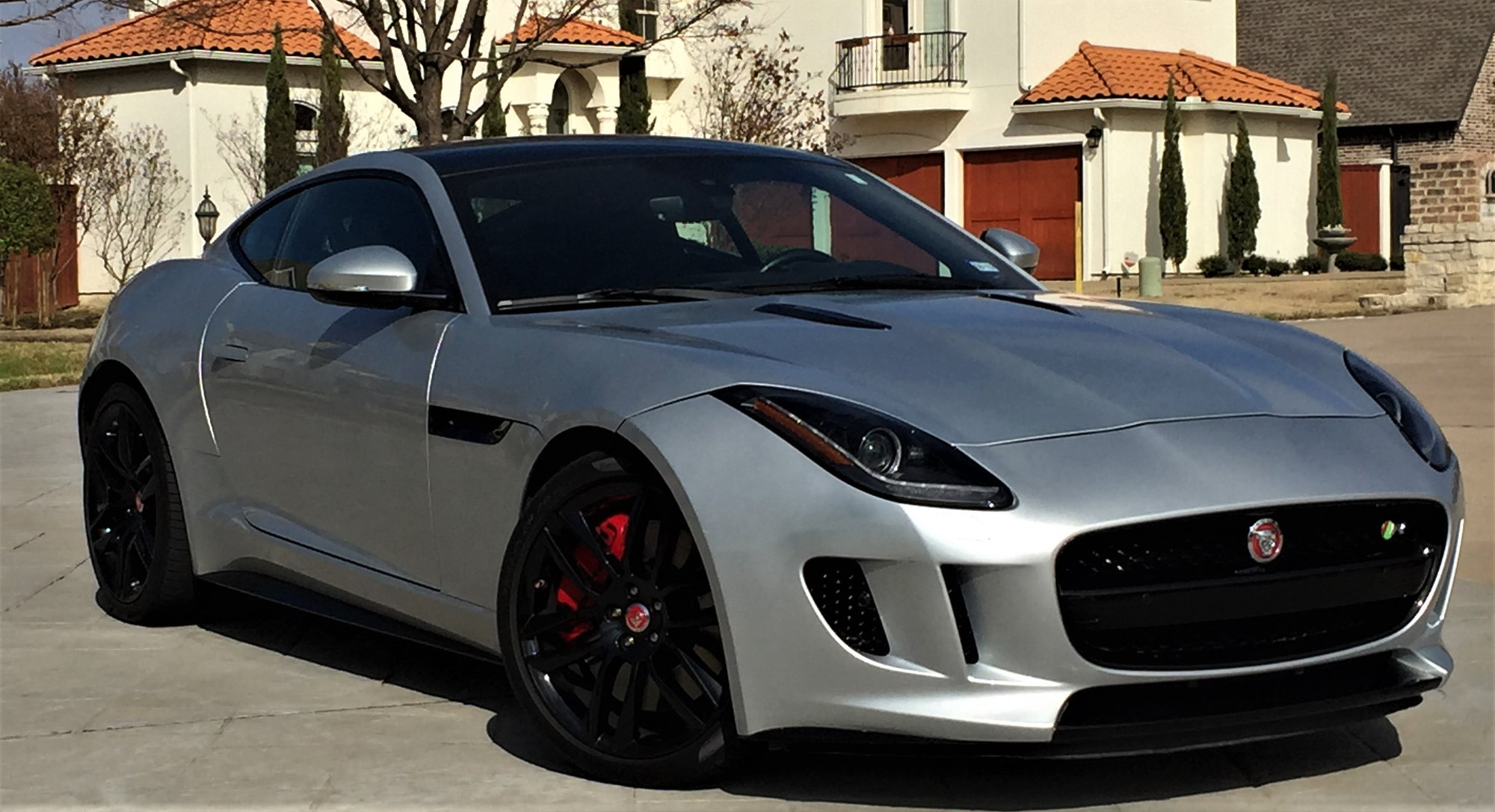 2015 Jaguar F-Type R with all of the right options ...