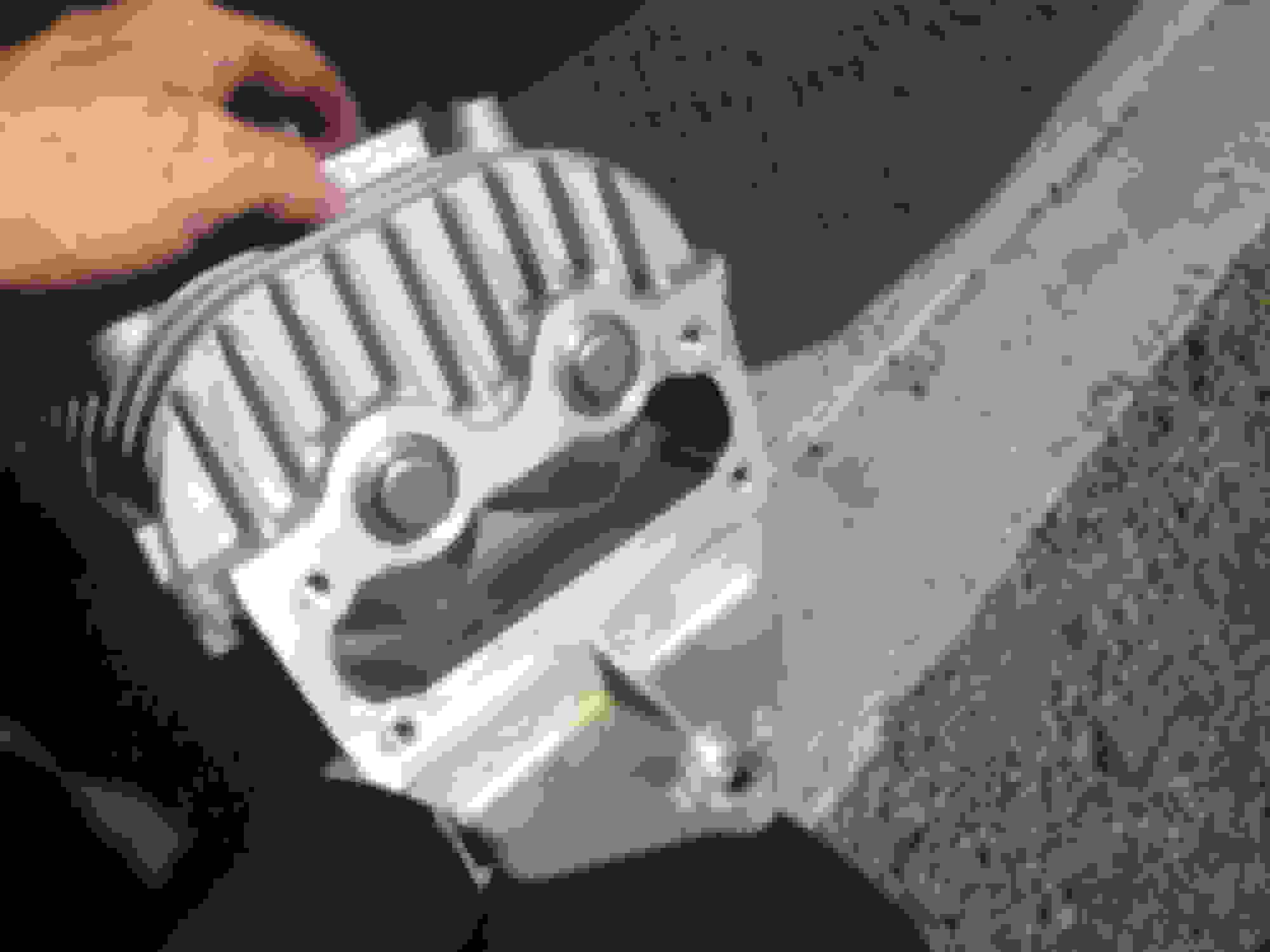 Eaton 112 Gen IV Rear Needle bearing Replacement - Jaguar