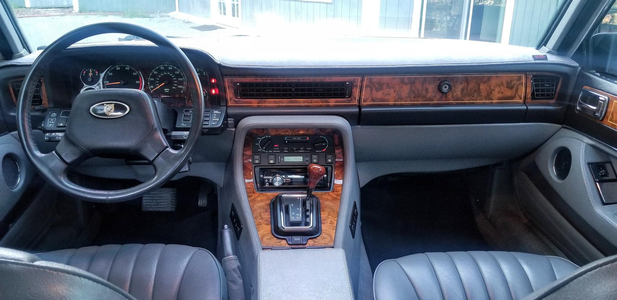 1990 Jaguar XJ6 / XJ40 Sovereign :: 45k miles - Jaguar ...