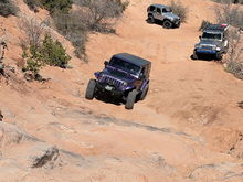 Behind the Rocks - EJS 2018