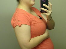 Baby Bump pictures :)