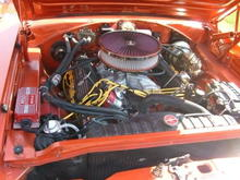 Built 440 with modified 727 trans