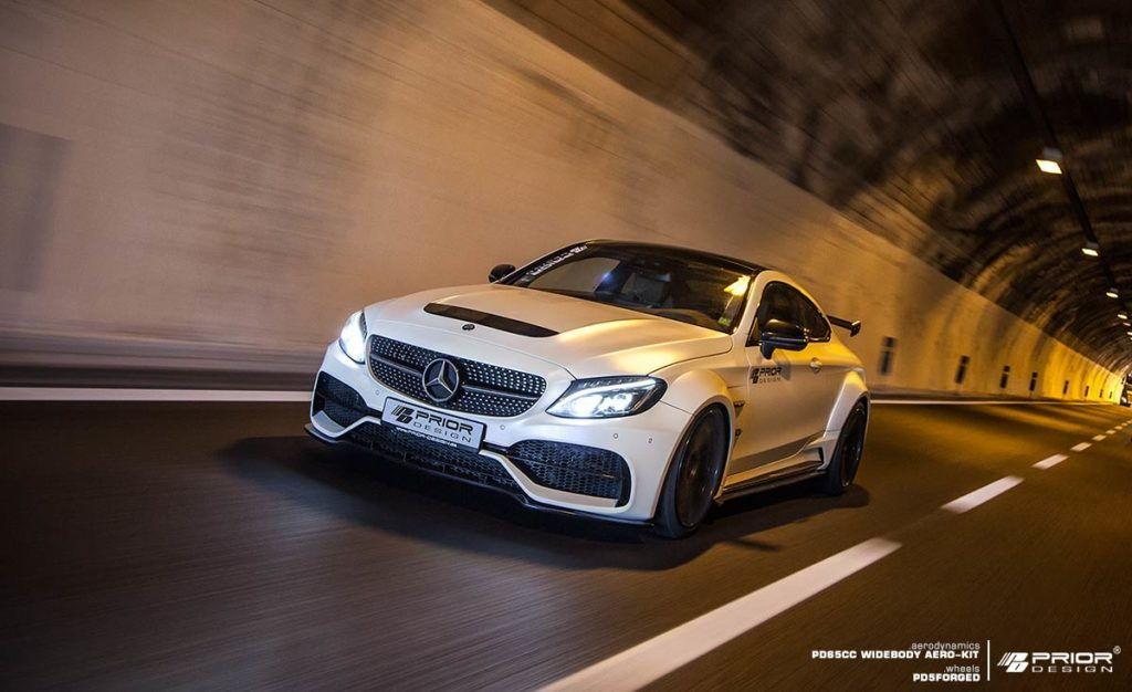 2016 Mercedes Benz Amg E 63 Sedan >> PD65CC Widebody Aerodynamic-Kit for Mercedes C63 Coupe ...