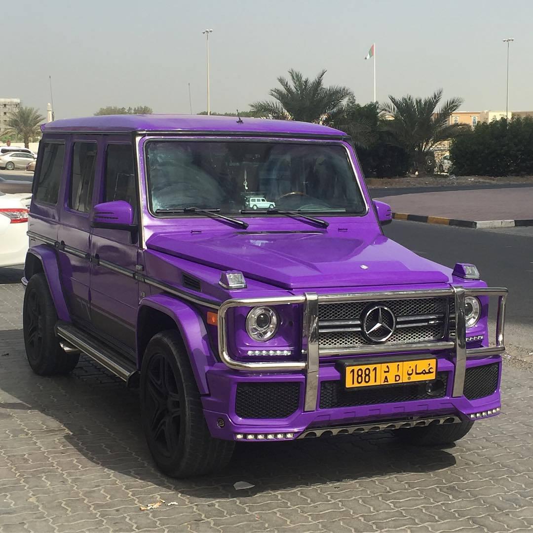 Purple mercedes benz g63 amg forums for G63 mercedes benz