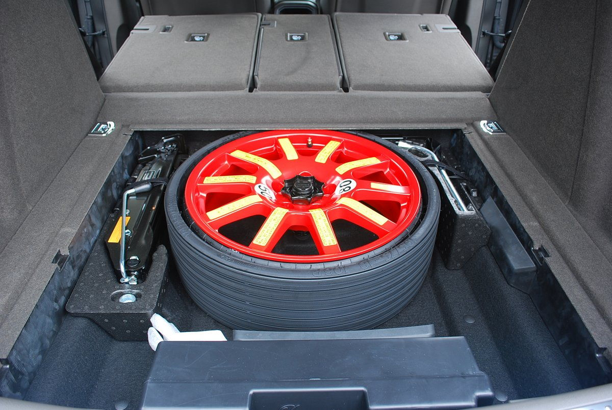 compact spare tire for w205 forums. Black Bedroom Furniture Sets. Home Design Ideas