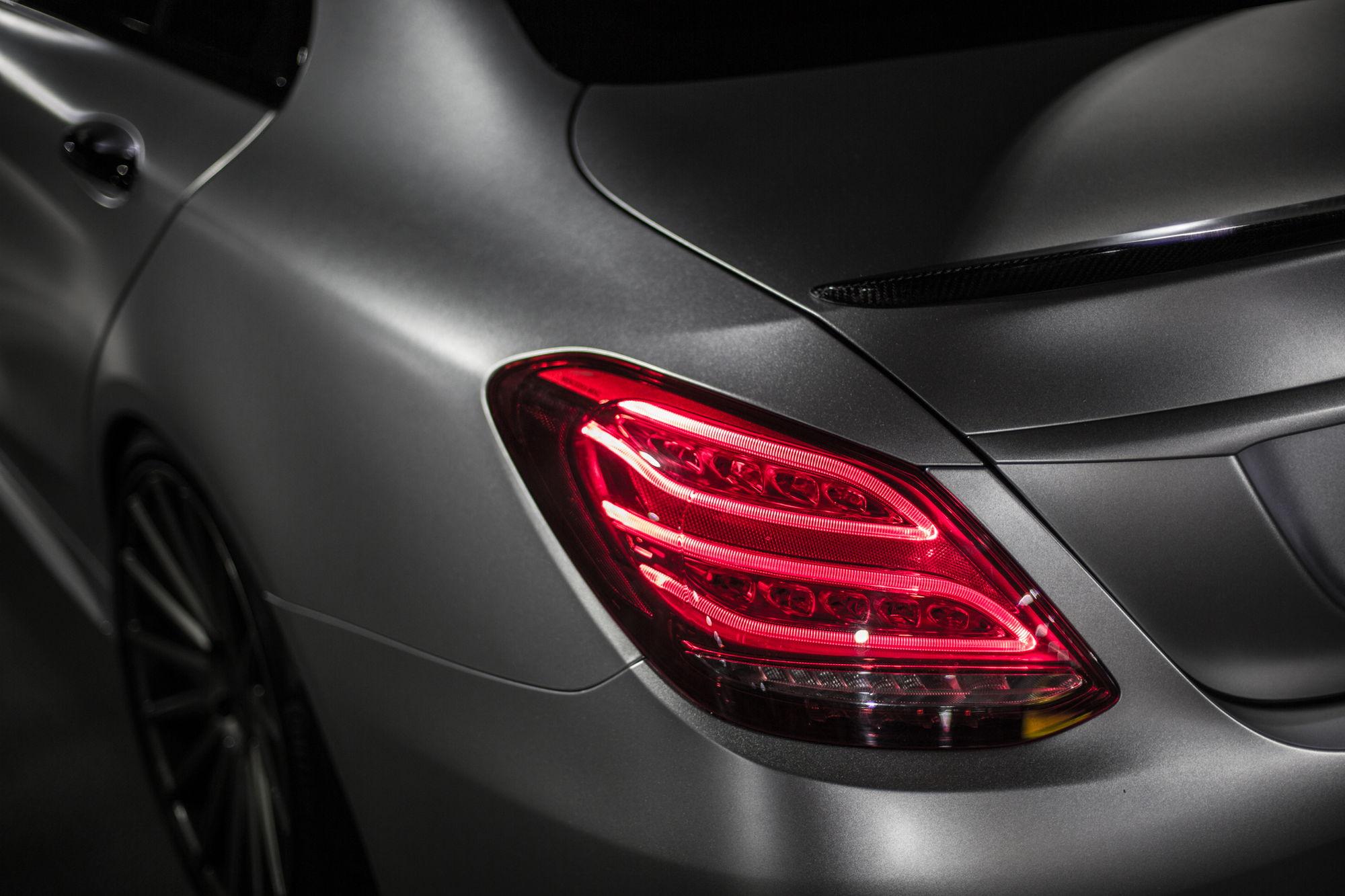 Mercedes C400 Silver Surfer Quot Liquid Wrap Quot Pics Mbworld Org Forums