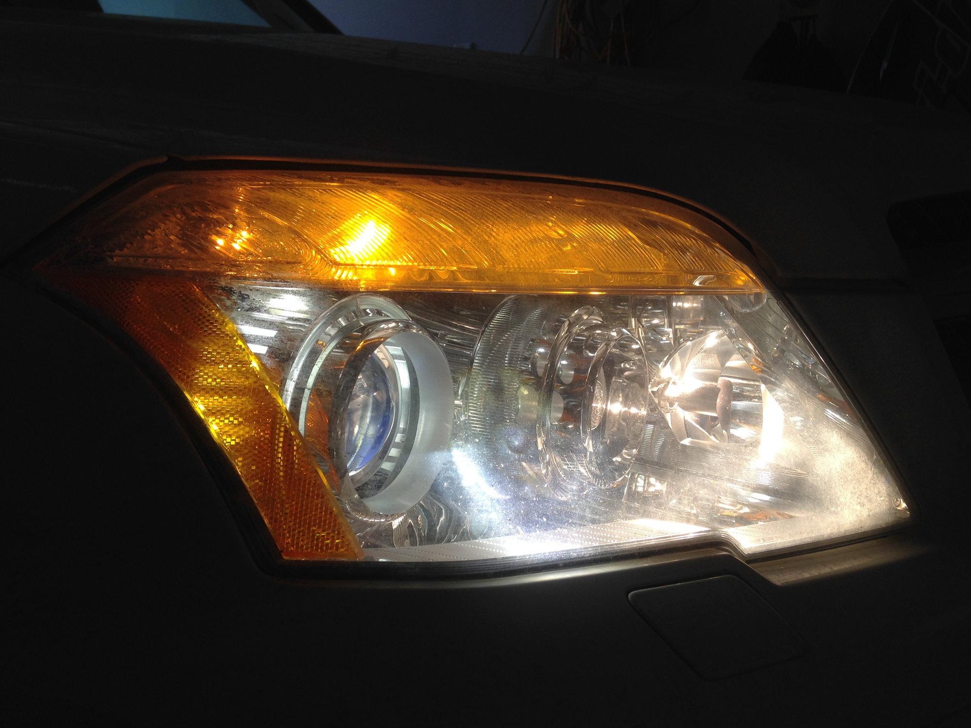 Left Cornering Light Warning - MBWorld org Forums