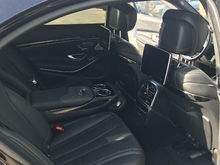 Love the rear seats upgrade