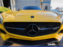 2016 AMG GTS SOLAR BEAM YELLOW
