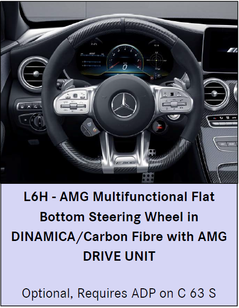 2019 E63S AMG Steering Wheel? - MBWorld org Forums