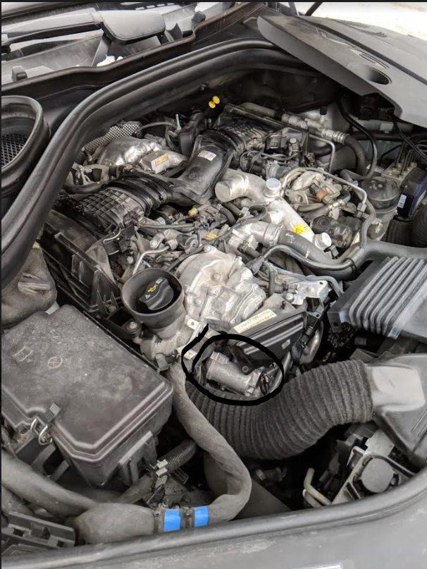 Ontario or Quebec ML350 tuning and DPF/EGR delete - Page 3