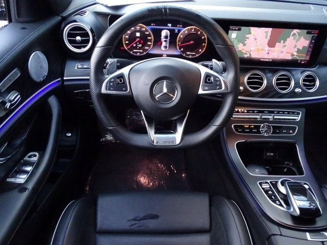 W213 Natural Grain Black Ash Wood Trim