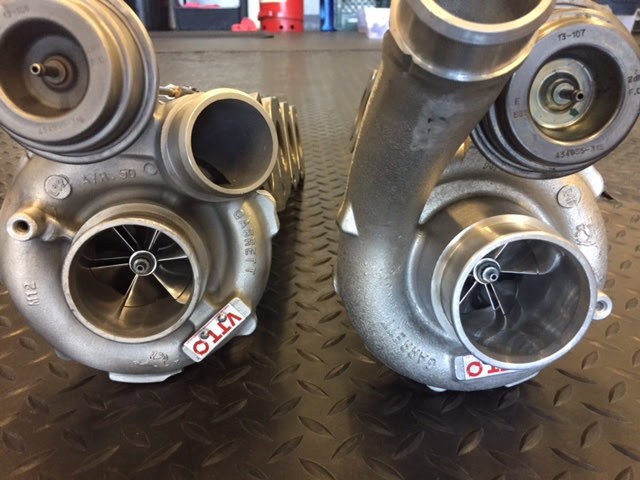 Vargas Turbo Stage 2 + AMS trans and Eurocharged Dyno tune Results