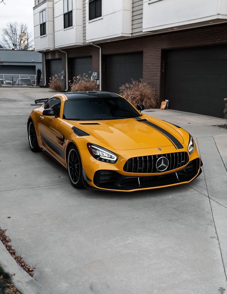 2020 AMG GTR PRO PICTURES - MBWorld.org Forums
